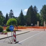 Zatvaranje za promet županijskih cesta Ž2197 i Ž2216 u Oroslavju