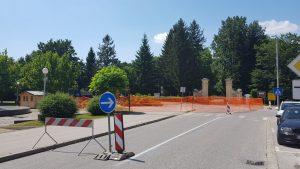 Zatvaranje za promet županijskih cesta Ž2197 i Ž2216