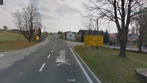 Zatvaranje za promet županijske ceste Ž2125
