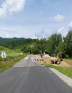 Zatvaranje za promet dijela županijske ceste Ž2169 u Donjoj Selnici