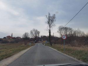 Privremeno zatvaranje za promet Ž2204 Sušobreg