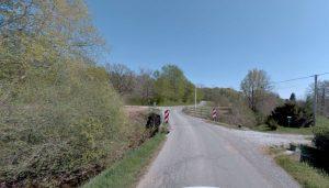 Privremeno zatvaranje za promet županijske ceste Ž2170