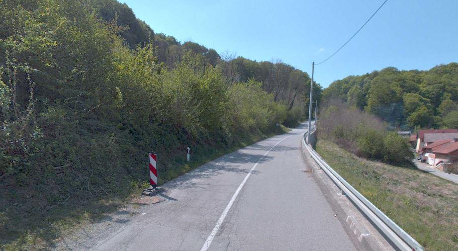Sanacija klizista Klokovec Z2155