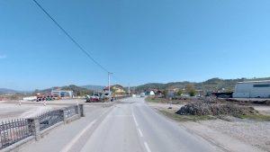Privremeno zatvaranje za promet županijske ceste Ž2160
